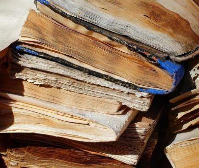 document restoration